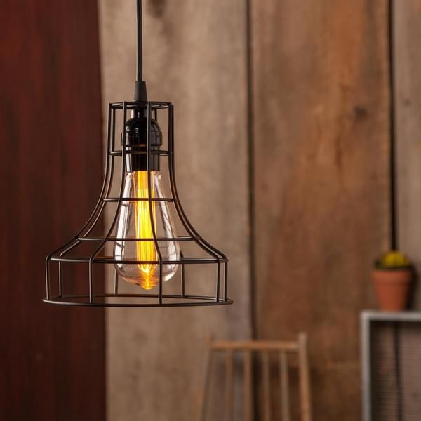 battery operated hanging light