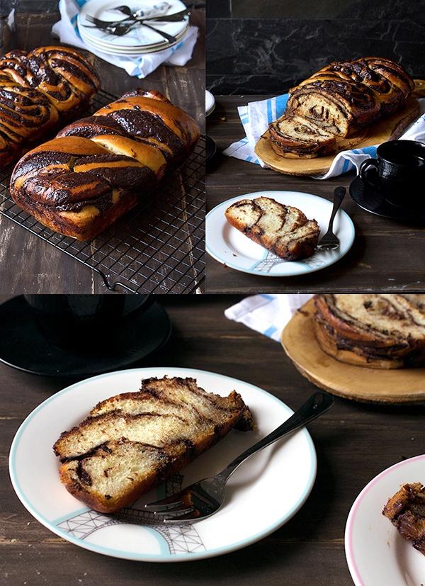 Gateau juif krantz cake