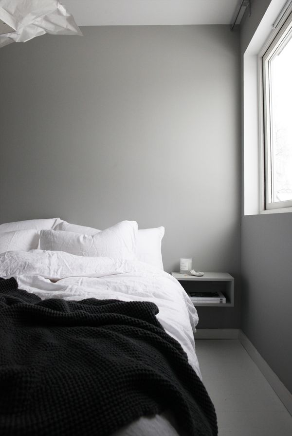 Grey Bedroom Inspiration