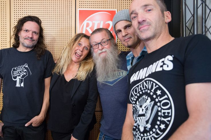 Manu, Guns N' Roses, Blackberry Smoke dans RTL2 Pop Rock Station du 5 octobre 2016