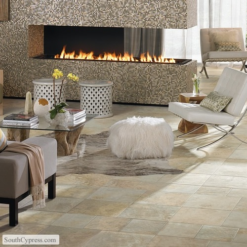 1000 Images About Modern Slate Look Tile On Pinterest