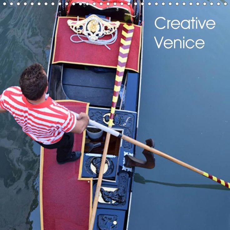 Creative Venice - CALVENDO calendar - #venice #italy #calendar #photos