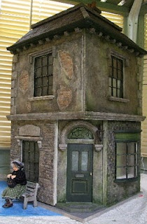 Dollhouse - Diagon Alley Shop