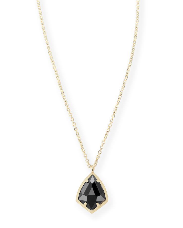 Cory Gold Pendant Necklace - Kendra Scott Jewelry.