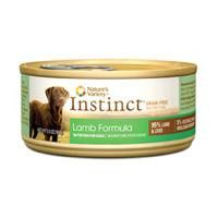 Nature's Variety Instinct Lamb Canine 12/5.5 Oz