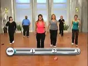 Walk away the pounds with Leslie Sansone - 3 Mile Weight Loss Walk