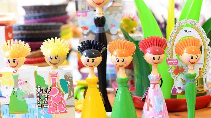 Spülbürsten und Staubpinsel - Da macht sogar die Hausarbeit Spass - Weitere Angebote in der Region Aschaffenburg findet Ihr über #lisasangeboteab und bei Lisa direkt @ https://angebote.lokalisa.de/?region=aschaffenburg