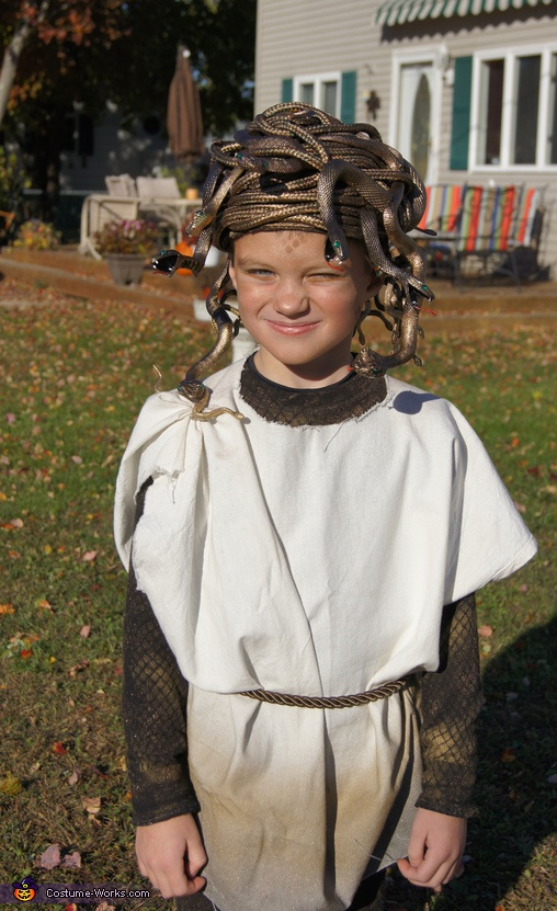 medusa costume - Medusa Halloween Costume Kids
