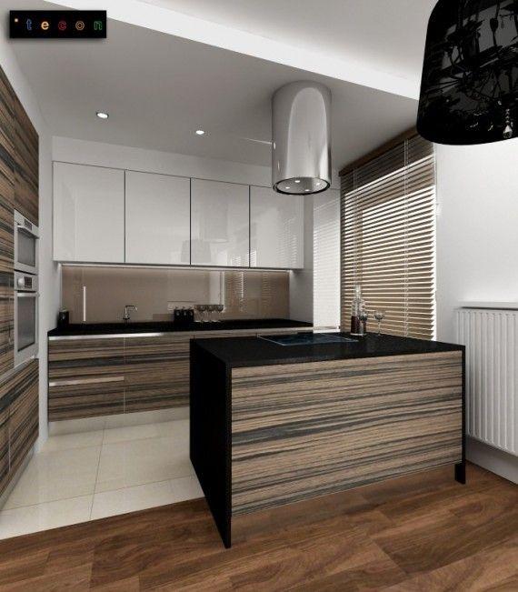 Home Cinema Design Szukaj W Google: Mala Kuchnia Z Wyspa - Szukaj W Google