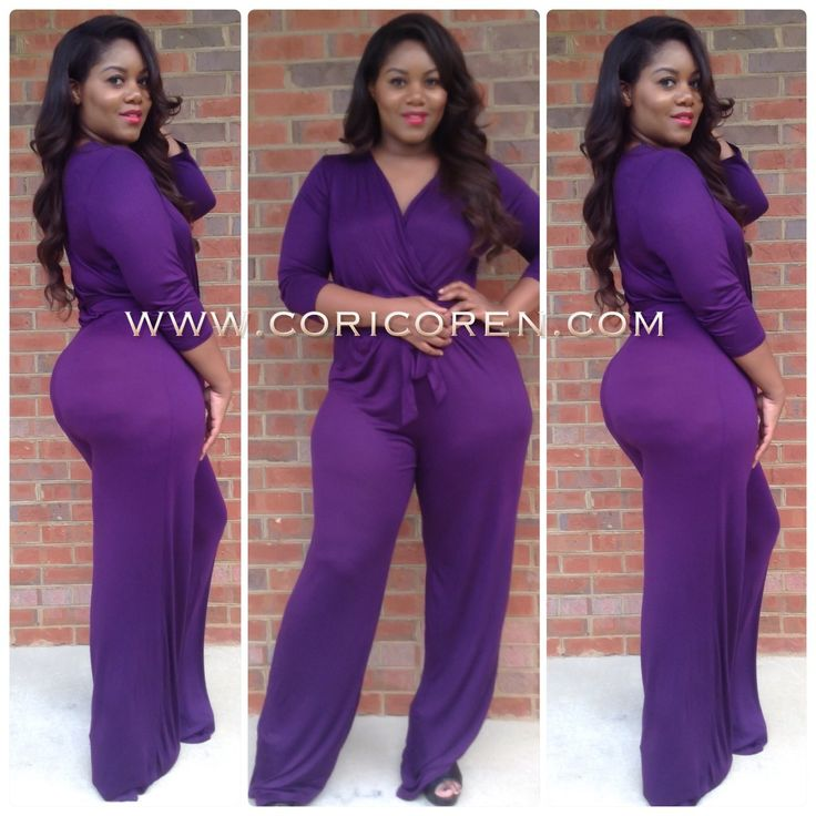 17 Best ideas about Purple Jumpsuits on Pinterest | Casual jeans ...