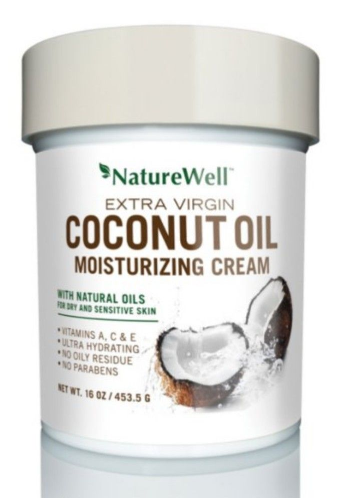 Great cream!! It Works, smells great, skin looks nice and best of all... No heaving feeling and not greasy.!! (Available at Sams club and online)