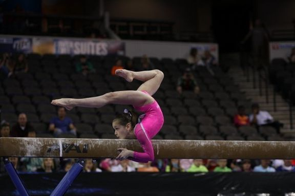 Norah Flatley - so glad she made the Junior Elite National team :)