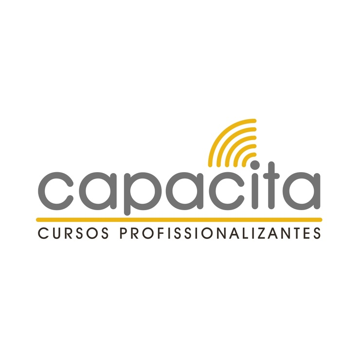 Capacita - Proposta de nova identidade visual para o lançamento de uma franquia de cursos profissionalizantes. Bragança Paulista - SP