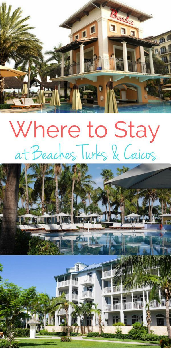 Choosing where to stay at beaches turks and caicos for Romantic weekend getaways dc