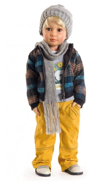 BOY AG doll!  I like every thing but the pants