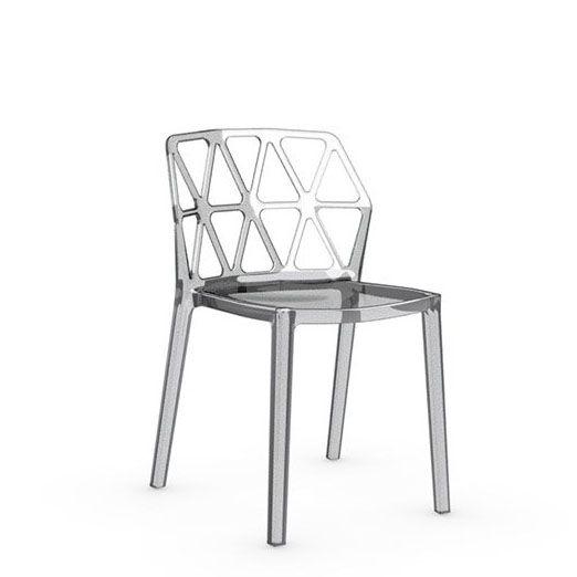17 migliori immagini su sedie su pinterest negozi casa for Sedie calligaris policarbonato