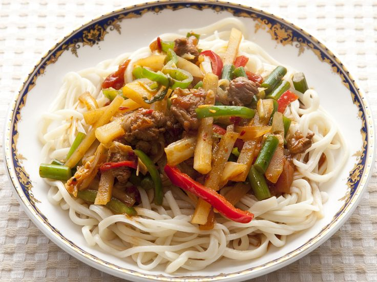 59 best central asia cuisine food images on pinterest asian online food guide for restaurants easy to cook recipe uyghur laghman noodles recipe forumfinder