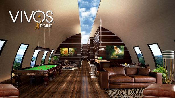 Inside World S Most Luxurious Doomsday Dugouts For The Mega Rich