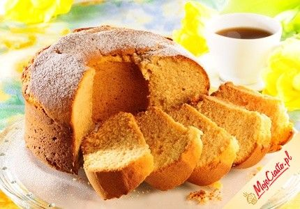 Ciasto marcepanowe. Kliknij, aby poznać przepis. Przepisy wielkanocne, wielkanoc, ciasta na wielkanoc, babki wielkanoc, marcepan, ciasto marcepanowe.
