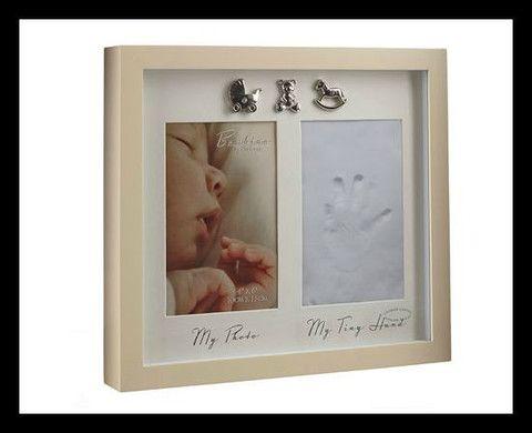 Hand Print Photo Frame