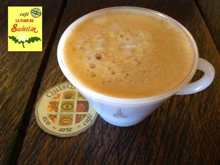 ¿Qué tal un café? Nos vemos de jueves a sábado a partir de las 9 pm QuisQueya eco-arte-café... ¡Nos encanta!