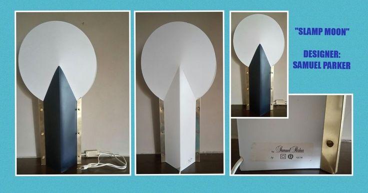 SLAMP MOON  LAMPADA DESIGNER SAMUEL PARKER
