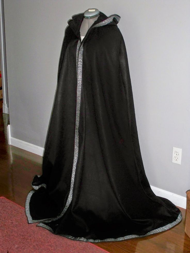 Jack's Cloak, completed May 2014
