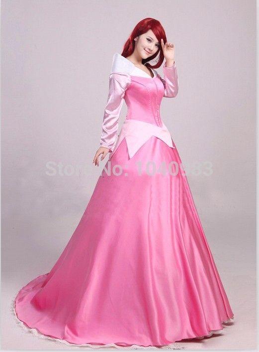 Сказки братьев гримм спящая красавица аврора платье принцессы костюмы для косплея костюм для взрослых спящая красавица костюм