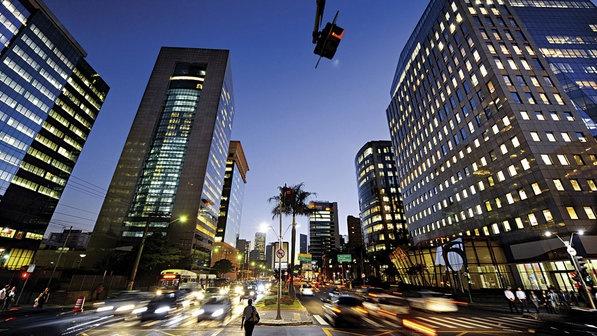 Avenida Brigadeiro Faria Lima Sao Paulo