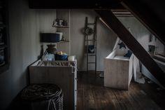 Landelijke Babykamer Met Een Beetje Hoffz En Leuke Decoratie Van Baby´s Only...