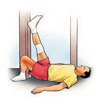Ejercicios después de artroscópica (Knee Arthroscopy Exercises) -OrthoInfo - AAOS