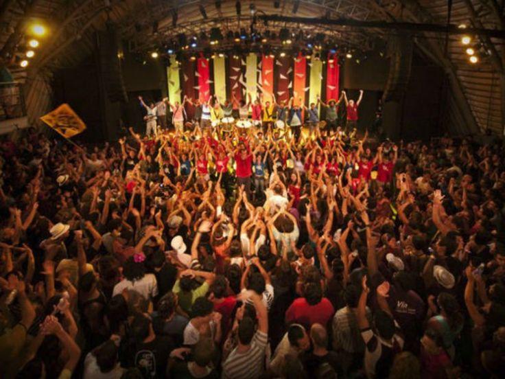 O Samba em Rede dá a programação de outubro do Jongo Reverendo, localizado na Vila Madalena, na zona oeste.