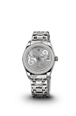 DATEJUST SPECIAL EDITION WATCH: ROLEX WOMEN'S WATCHES