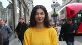 BBC journalist and presenter Yalda Hakim