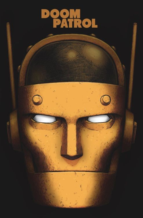 Doom Patrol #5 - Nick Derington