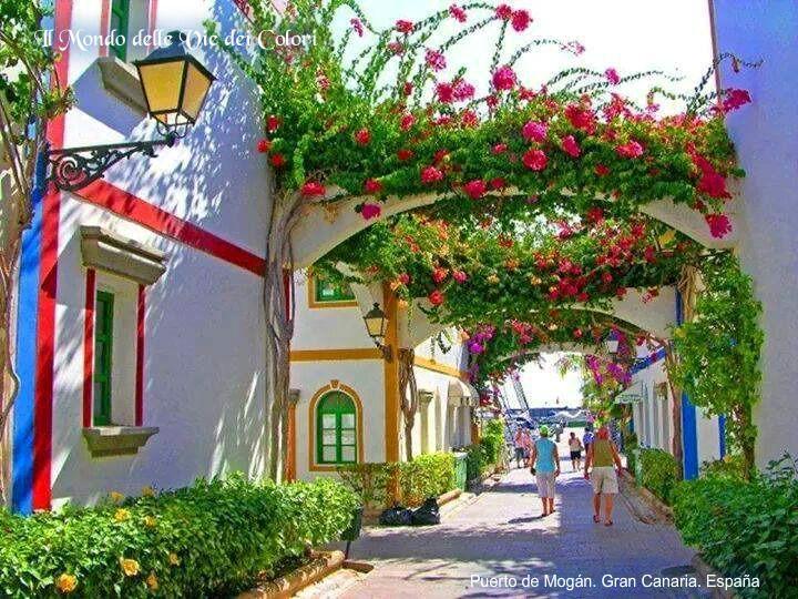 Puerto de Mogán. Gran Canaria. España