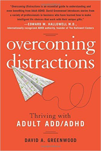 Practical, personal help for ADHD at home and at work. ($15)