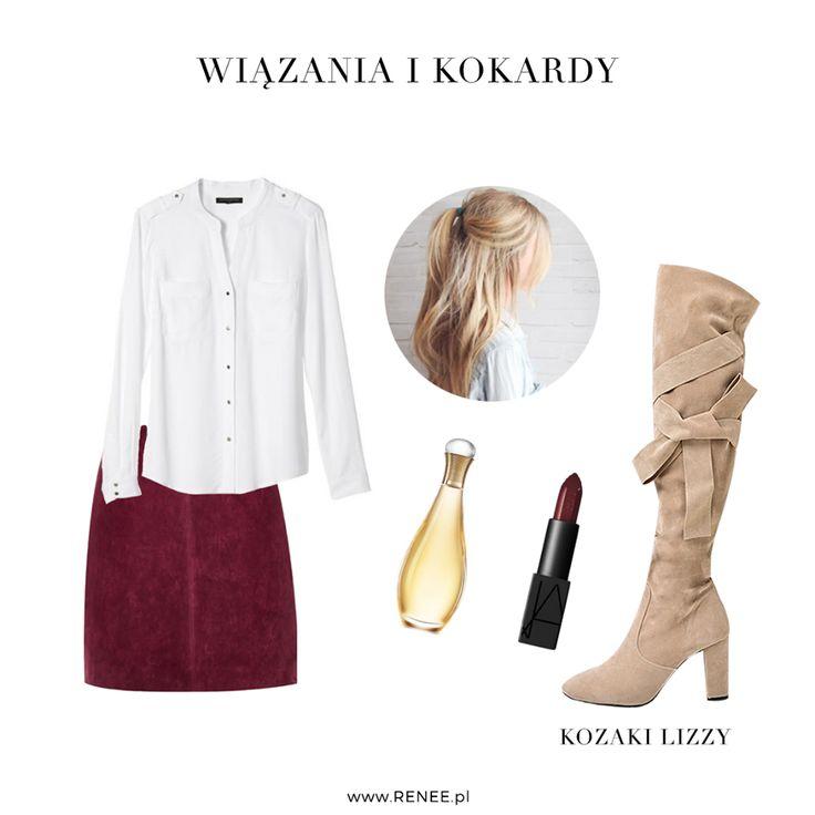 Botki Lizzy www.Renee.pl