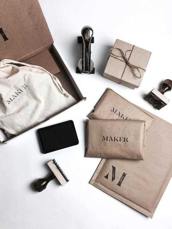 Get into the custom packaging game for less than $200 and build your brand as you grow.