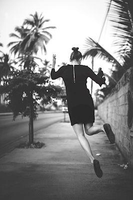 Dima Brandt - TAKE OFF, black & white photo art, prints & posters
