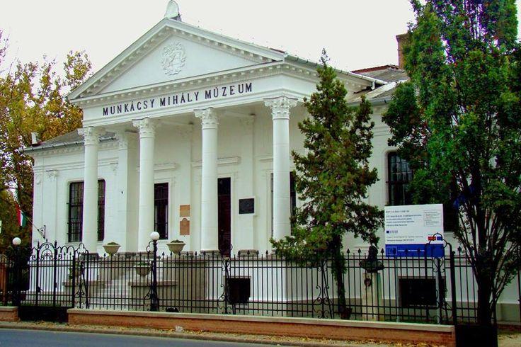 Munkácsy Mihály Múzeum - Békéscsaba - Alföld Hungary