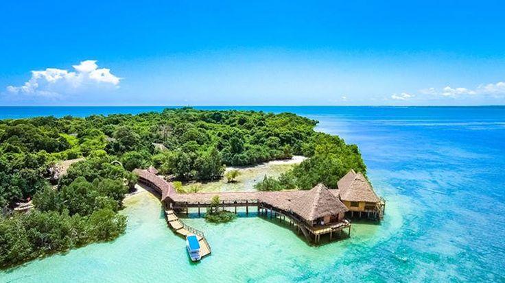 Chale Island – Indian Ocean – Diani Beach – Kenya