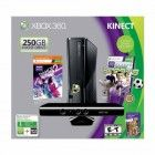 Xbox 360 250GB with Kinect Holiday Value Bundle  $384.88