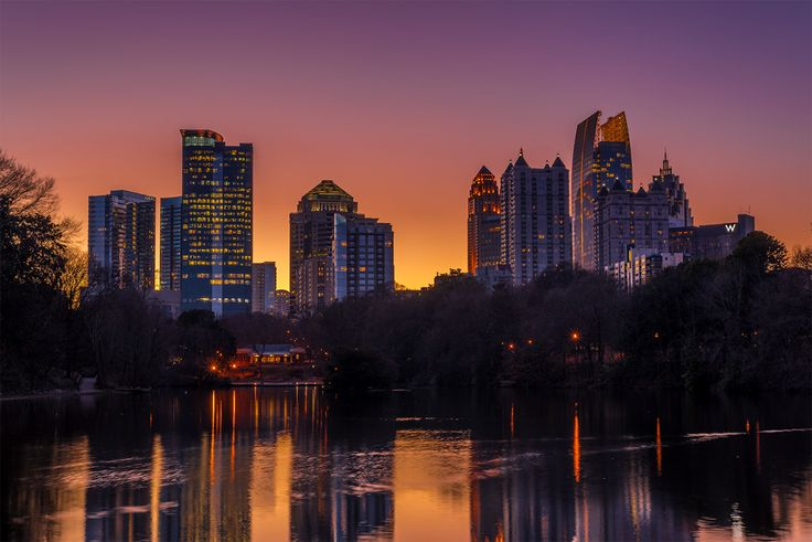Amazing Places           - about-usa: Piedmont Park - Atlanta - Georgia - USA...