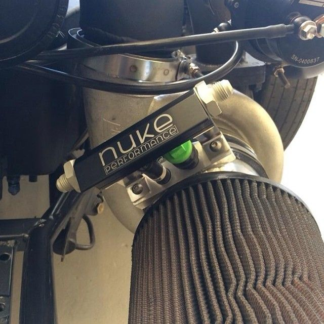 Methanol injection by Nuke