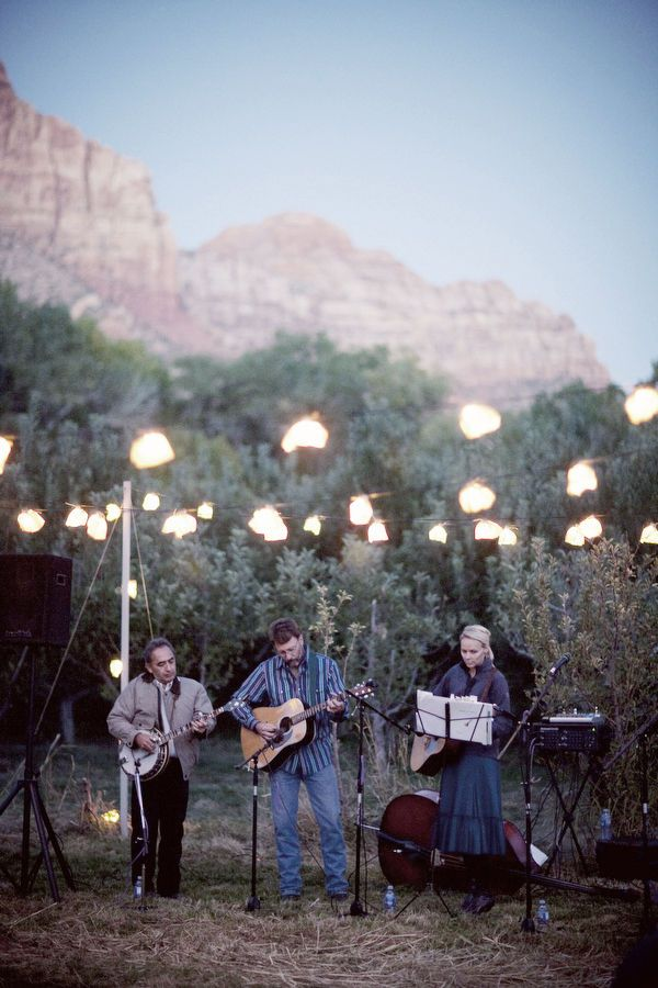 Apple Orchard Wedding By Chudleigh Weddings Live Band