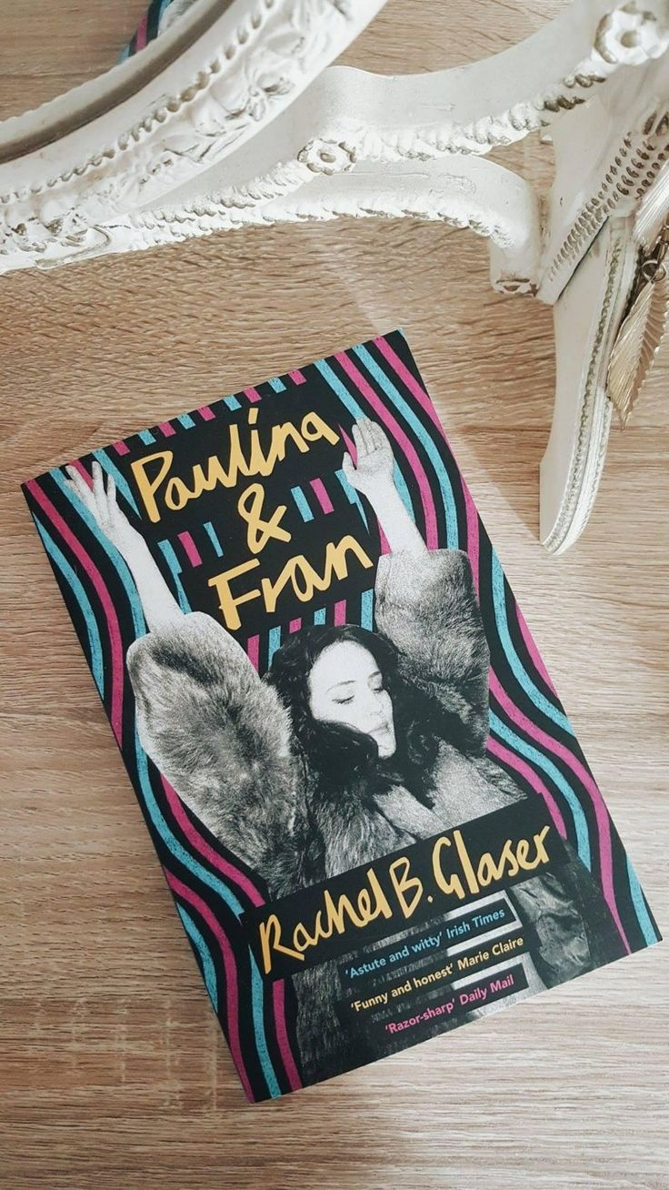 Paulina and Fran – Book Review