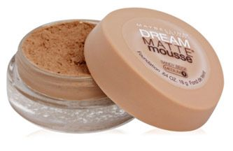 6 foundations for oily skin. I personally love the dream mouse foundation by maybelline