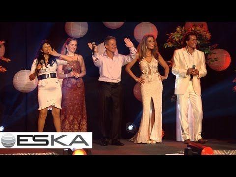 KONCERT Gina T., Frank Galan, Jacek Silski i Conrado Moreno - YouTube