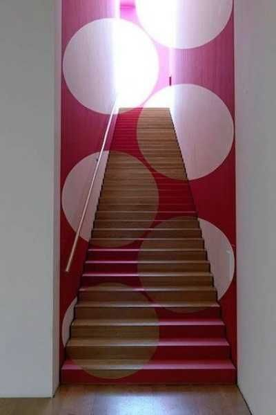 Best Staircase Painting Ideas Transforming Boring Wooden Stairs With Cool Designs Painted Stairs 400 x 300